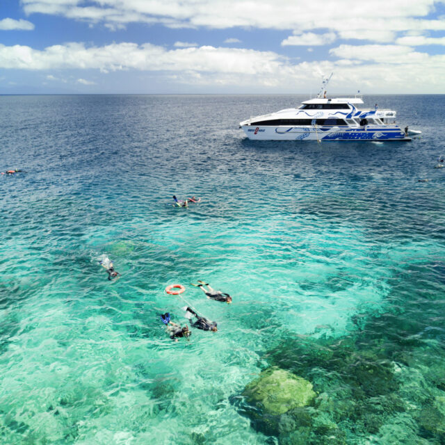 AquaQuest Great Barrier Reef Trip