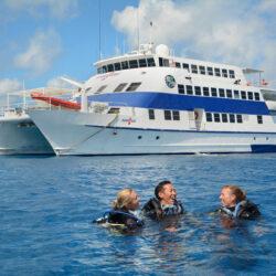 OceanQuest Liveaboard Dive Vessel Cairns