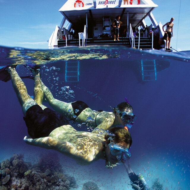 SeaQuest Great Barrier Reef Day Trip