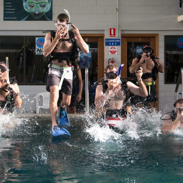 Cairns Scuba Diving Lessons