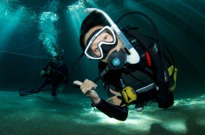 Dive Student Cairns
