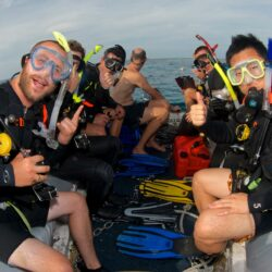 Dive Students Cairns Advanced Open Water Course