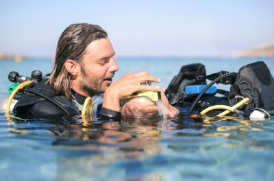PADI Rescue Diver Course Cairns