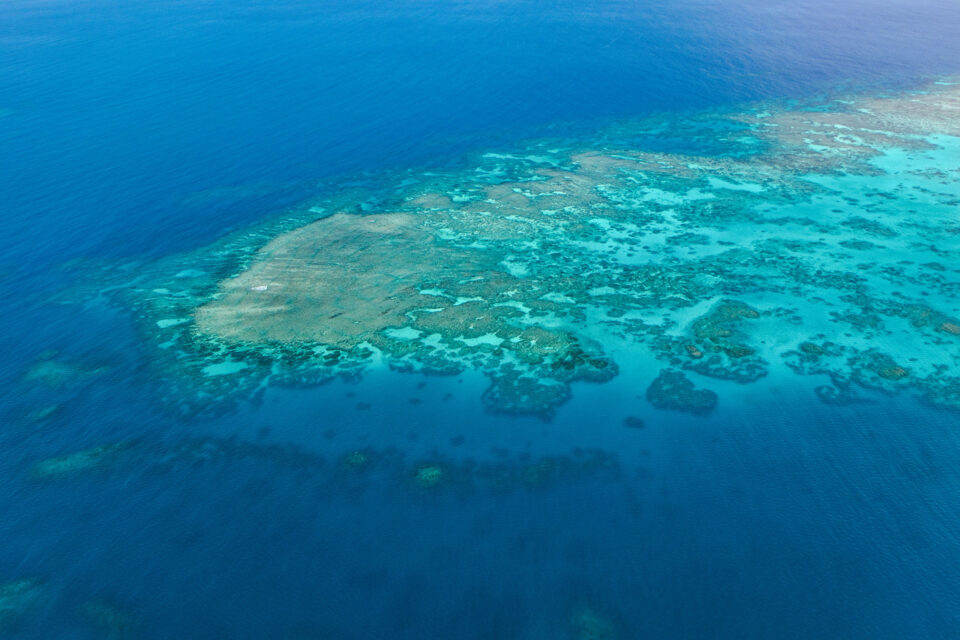 About the Great Barrier Reef
