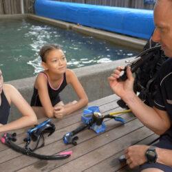 Divers Den Scuba Kids safe and fun dive program