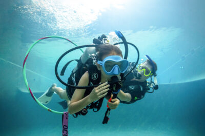 Divers Den PADI Seal Team Scuba Program