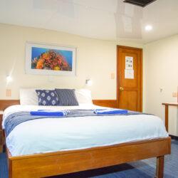 OceanQuest Cairns liveaboard double cabin