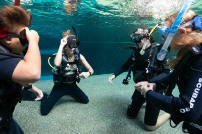 Divers Den Cairns scuba diver course